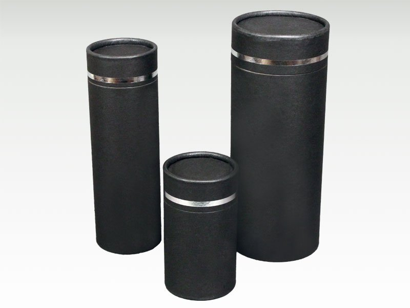 Scatter Tubes: Charcoal