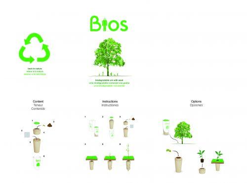 Bios Memorial Tree
