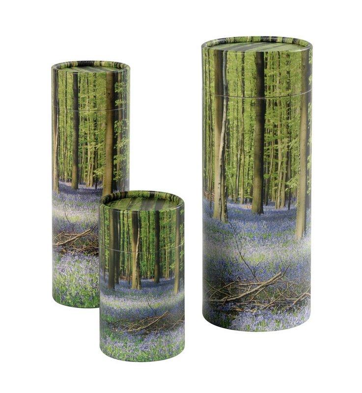 bluebell pet scatter tubes