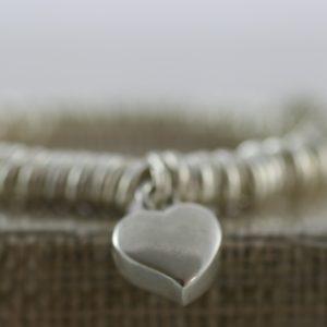 Silver Sweetie Bracelet