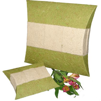 Pet Burial Pillow - Moss Green