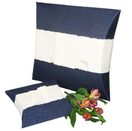 Pet Burial Pillow - Navy