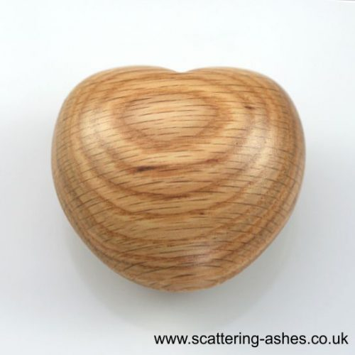 Keepsake Wooden Heart