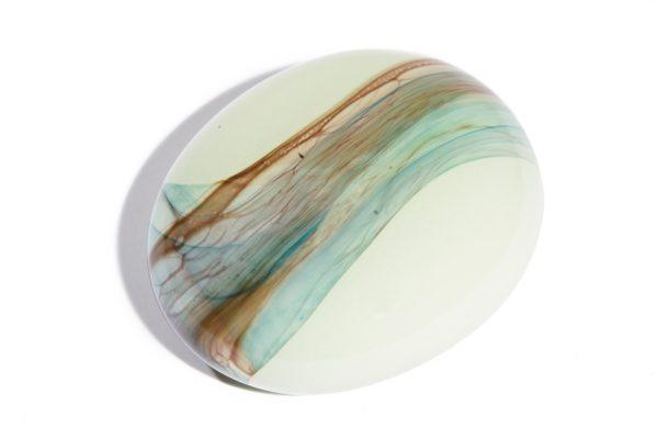 glass comfort stones