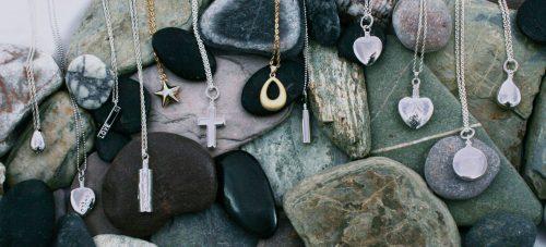 pet cremation jewellery
