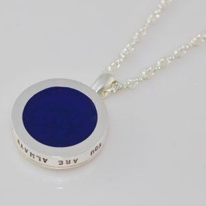 Ashes Jewellery-Starry night - Sept Sapphire