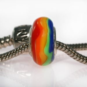 Rainbow Bridge Pandora Charm Bead