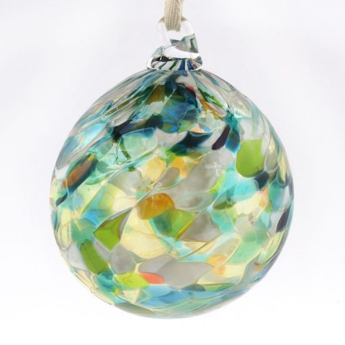 Bauble-Ashes-Glass-Green